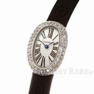 足し算引き算が巧妙な腕時計、「ミニベニュワール」