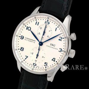 優美なデザインが魅力的なポルトギーゼをはじめとした、IWCのメンズ腕時計