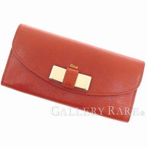 「リリィリボン」の二つ折り財布