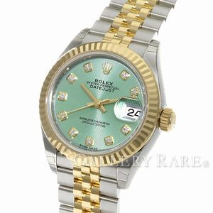 new style f5a56 2bca7 ロレックスのレディース腕時計 デイトジャスト   新宿でブランド ...
