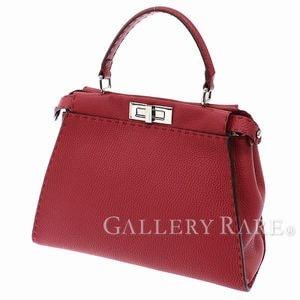 秋冬ファッションの差し色に!赤いハイブランドバッグ特集