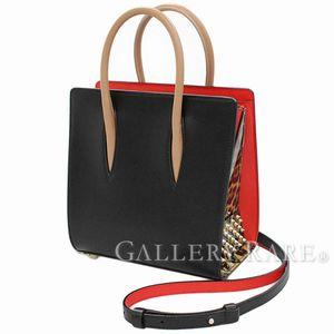 クリスチャン・ルブタン「パロマ スモール」2wayハンドバッグ